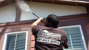 Residential Pressure Wash
