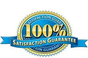 window cleaning satisfaction guarantee