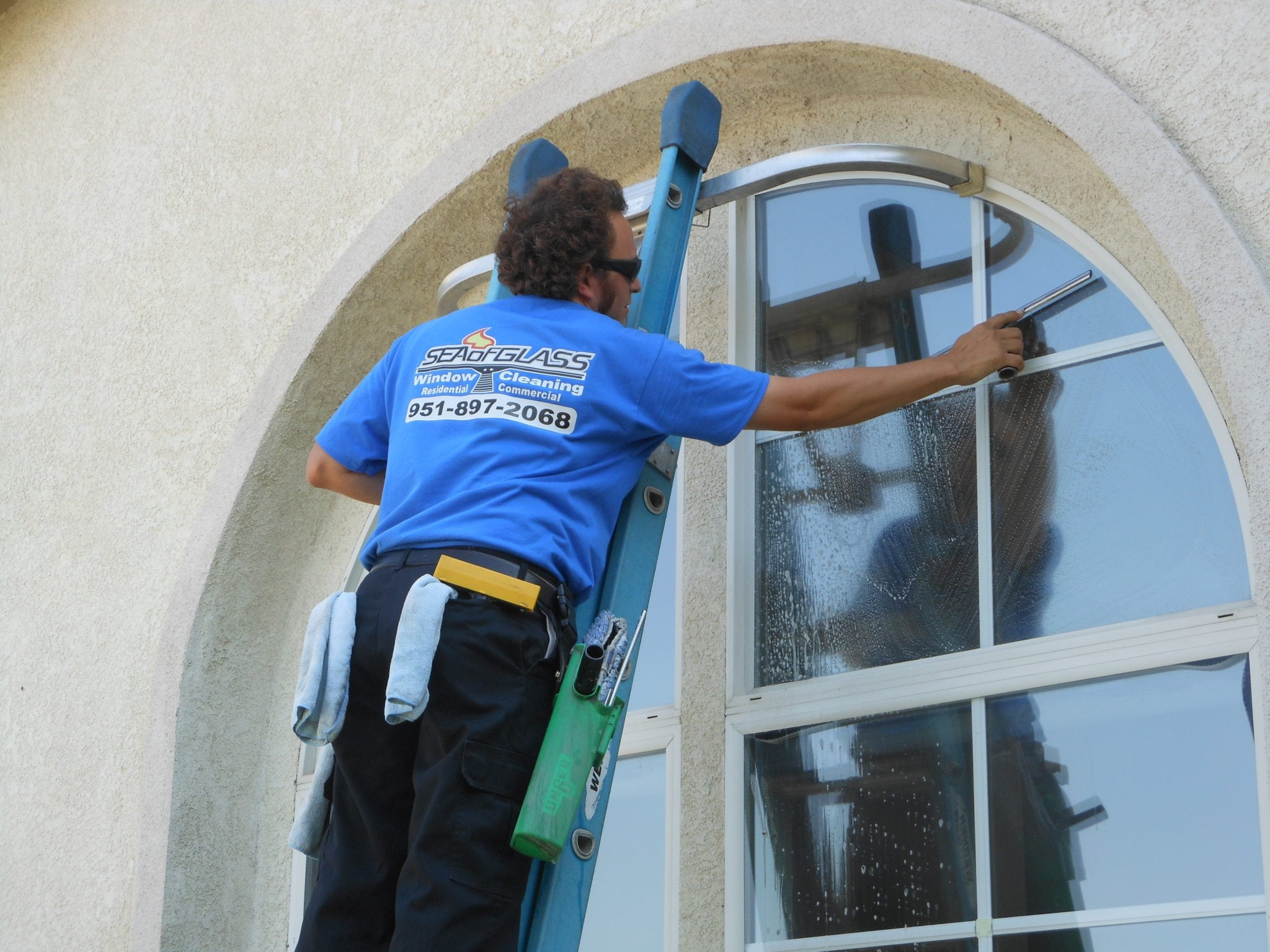 Window Cleaning in Moreno Valley CA