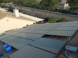 Solar Panel Cleaning in Hemet