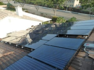Solar Panel Cleaning in Riverside