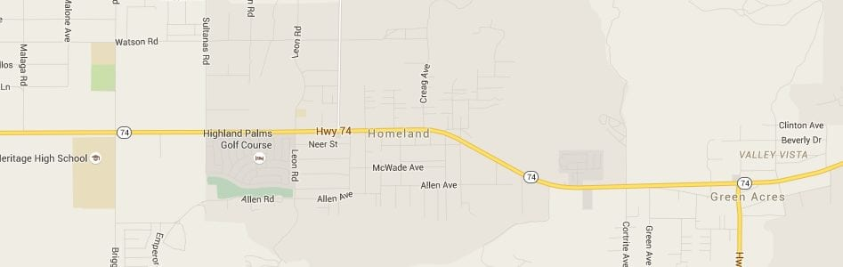 Homeland California Map.Professional Window Cleaning In Riverside Corona Window Cleaning